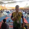 Bruno Paraguay dos Santos fica em 3º no Sul-Americano de Caratê