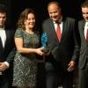 Unisanta recebe o Troféu Top of Mind A Tribuna, pela décima vez consecutiva