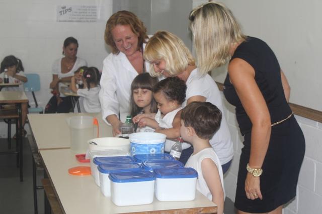 Fabuloso Alunos do Colégio Santa Cecília encerram atividades do projeto  IO42