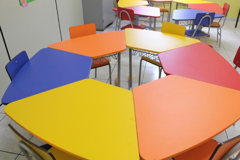 Resultado de imagem para mobília nova de creches infantis