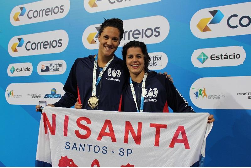 Andrea Berrino e Marina Nascimento