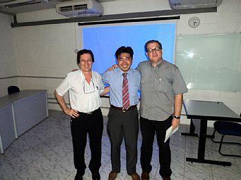 Ricardo Oi qualifica doutoramento em Engenharia Química na UNICAMP