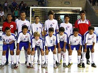 Colégio Santa Cecília está na final da Copa TV Tribuna de Futsal, em busca do tricampeonato