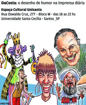 Convite Exposicao DA COSTA