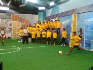 Futebol e crianca 2