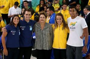 Sátiro Sodré / Divulgação CBDA