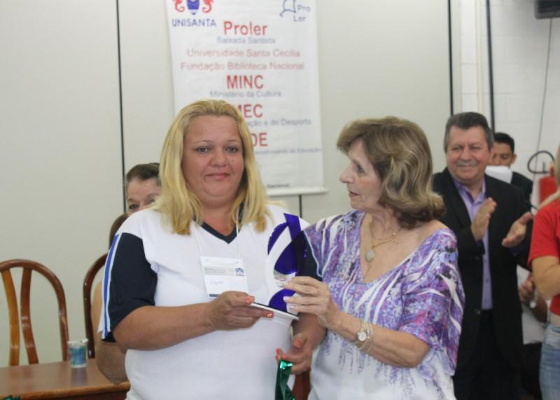 3° lugar - Elizabete Vieira dos Santos - Profª Márcia Fernandes Amaral - EMEF Regina Maria - SEDUC Mongaguá