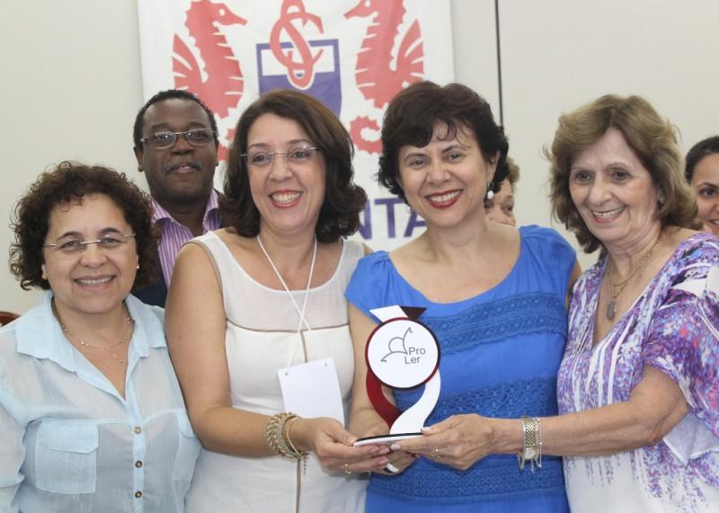 Premiados Troféu Proler categoria Escola