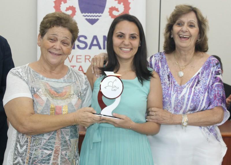 Premiados Troféu Proler categoria Professor