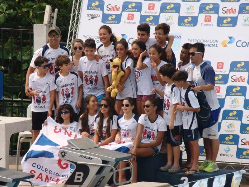 Kojima e sua equipe Petiz