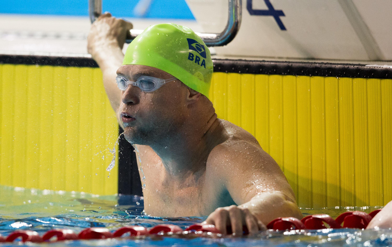 13/08/2015 - Canadá, Toronto, CIBC Aquatics Centre - Provas de natacao no CIBC em Toronto. Na foto Carlos Farrenberg durante a prova dos 150m livre S13. ©Jonne Roriz/MPIX/CPB