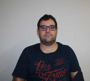 Ex-aluno de Biologia da Unisanta, Rafael Louzada