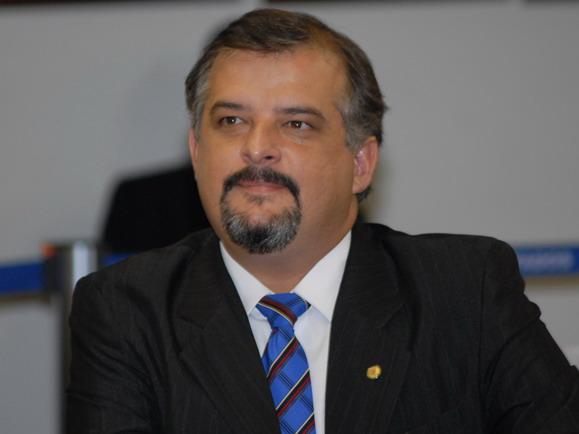 Vice-governador do Estado de São Paulo,  Márcio França. Foto:  congressoemfoco.uol.com.br