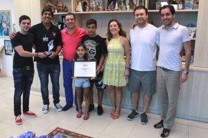 Premio capoeira